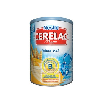 Nestle Cerelac Infant Cereal Wheat Tin Pack 1 kg