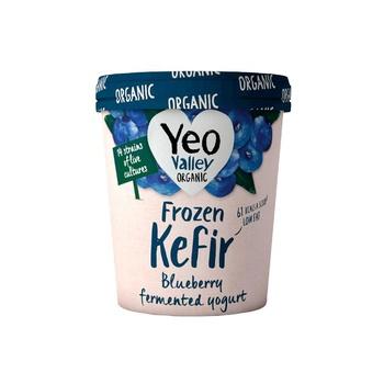 Yeo Valley Kefir Frozen Berry 480ml