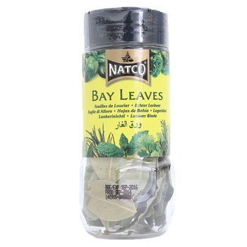 Natco Dried Bay Leaves Bottle 10g