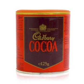 Cadbury Cocoa Powder 125g