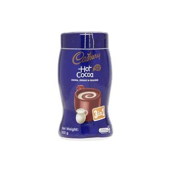 Cadbury Hot Chocolate 3 In 1 300g