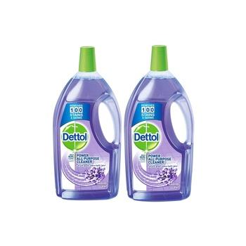 Dettol Home All Purpose Cleaner Lavender 1.8 ltr Pack Of 2