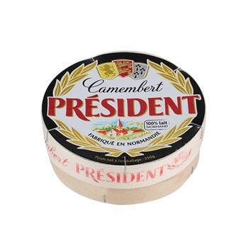Camembert President Whole