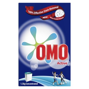 Omo Active Detergent 1.5kg