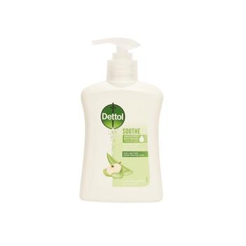 Dettol Soothe Antibacterial Hand Wash Aloe Vera & Apple 200 ml