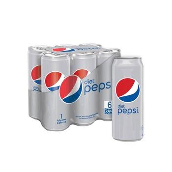 Diet Pepsi 6 X 355ml