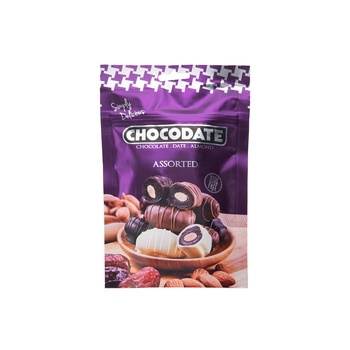 Chocodate Exclusive Real Assorted 100g Pouch