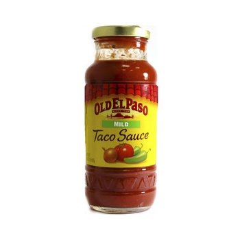 Old El Paso Taco Sauce Mild 453g