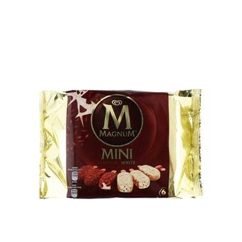 Magnum Mini Mpk Wht Almond 6X57.50Ml