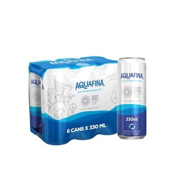 Aquafina Drinking Water Can 330ml