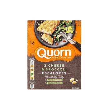 Quorn Cheese Broccoli Escalope 240g