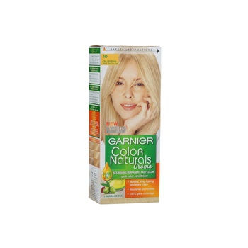 Garnier Color Natural Cream Ultra Light Blonde 10