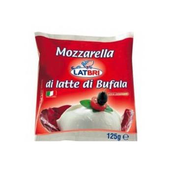 Latbri Mozzarella Bufala 125g