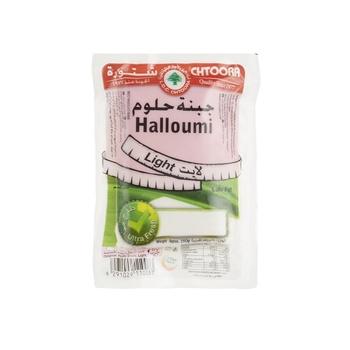 Chtoora Halloumi Light Plain 250gm