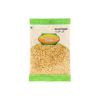 Almond Blanched Chopped 100g