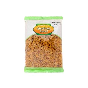 Goodness Foods Raisins Golden 500g