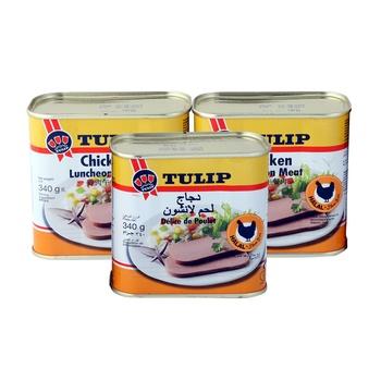 Tulip Luncheon Meat Chicken 2 x 340g + 340g Free