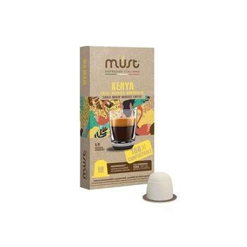 Must Espresso Italiano Kenya 50g - 10 Nespresso Capsule