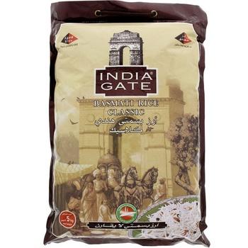 India Gate Basmati Rice 5 kg + 1 kg Free