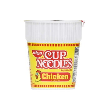 Nissin Cup Noodles Chicken 60g