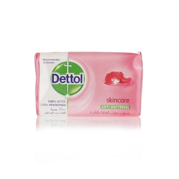 Dettol Soap Skin Care 165g