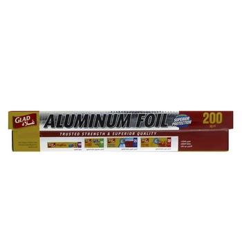 Glad Aluminium Foil 30 X 61.9 m 200 Sq. Ft.