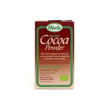 Hintz Cocoa Powder Organic 250g