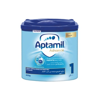 Aptamil Advance Stage One 400g
