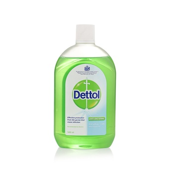 Dettol Antiseptic Personal Care 500ml
