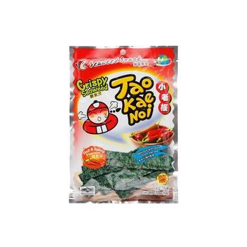 Tao Kae Noi Crispy Seaweed Hot & Spicy 15g