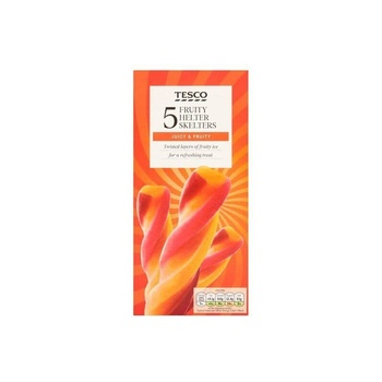 Tesco Helter Skelters 5X70ml
