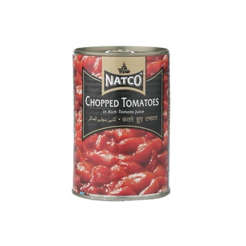Natco Tomatoes Chopped 400g