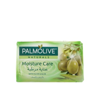 Palmolive Soap Green Aloe & Olive 120g