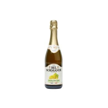 Bel Normande Sparkling White Grape 750ml