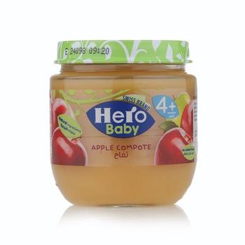 Hero Baby Apple Compote 130g