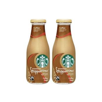Starbucks Frappuccino Coffe 250ml Pack of 2