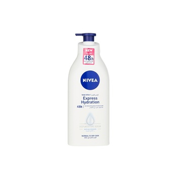 Nivea Express Hydration Body Lotion 625ml