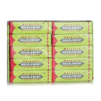 Wrigley's Extra Gum - Doublemint 5stick (20pcs)
