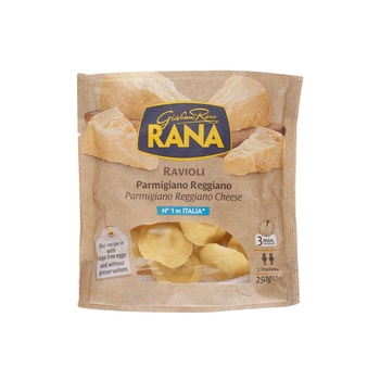 Giovanni Rana Ravioli Pramigiano Reggiano Cheese 250gms