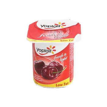 Yoplait Fruit Yoghurt Low Fat Cherries 120g