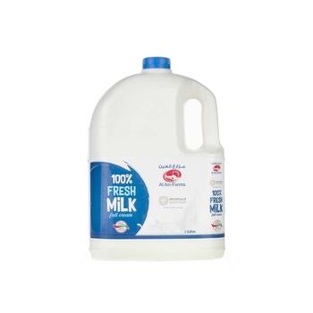 Al Ain Full Cream Milk 1 Gallon