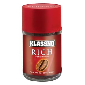 Klassno Rich Arabica Coffee 50g
