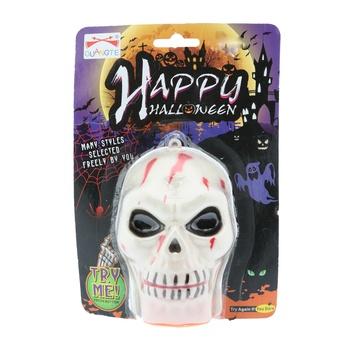 Halloween Flash Skeleton
