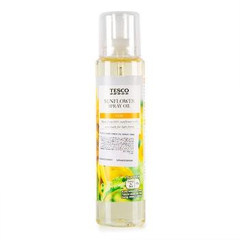 Tesco Sunflower Oil Spray 200Ml