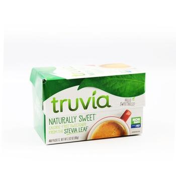 Truvia Sweetener Natural Sachets 40s