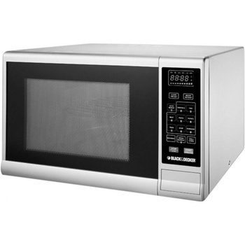 Black & Decker Microwave Oven with Grill - MZ3000PG