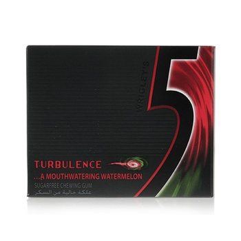 Wrigleys 5 Turbulance Watermelon  31.2g