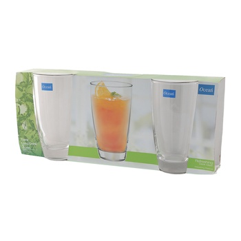 Ocean Tiara  Tumbler 16Oz 3 Pc Set