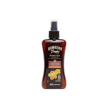 Hawaiian Tropic Tanning Oil Spf8 200ml