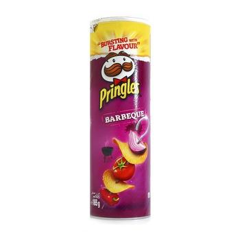 Pringles Potato Chips Barbecue 165g